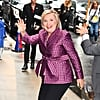 Hillary Clinton's Bright Blazer Will Instantly Put a Smile on Your Face