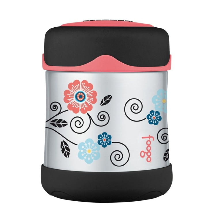 The wide mouth of this leak-proof jar ($20) is ideal for easy packing, eating, and cleaning.
