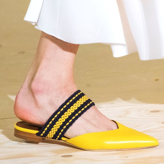 Best Catwalk Shoes at London Fashion Week Spring 2017