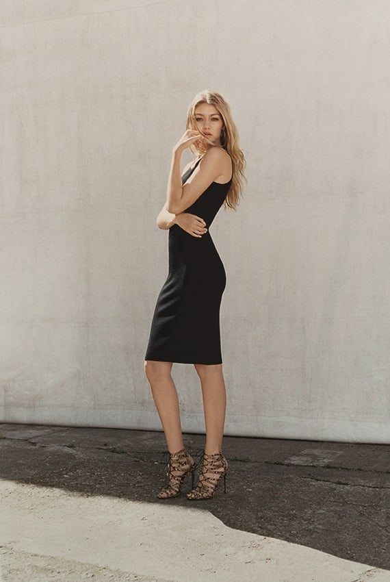 Gigi Hadid Topshop Campaign Fall 2015
