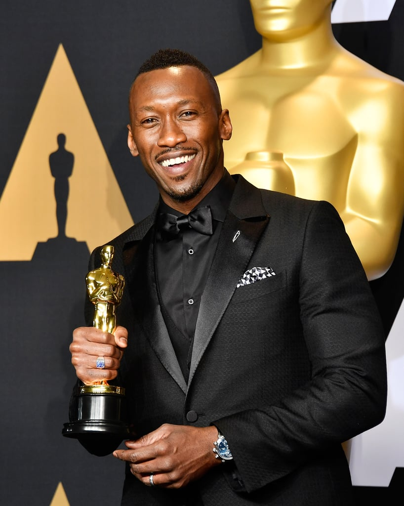 Pictured: Mahershala Ali