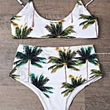 Riversong Palm Tree Two-Piece Swimsuit