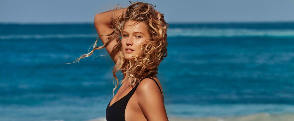 Toni Garrn's Seafolly Summer 2018 Campaign