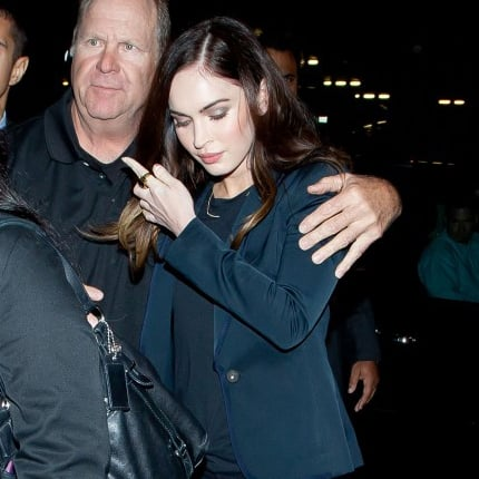 Megan Fox at the This Is 40 Screening | Pictures