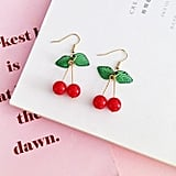Tacttac Cherry Earrings