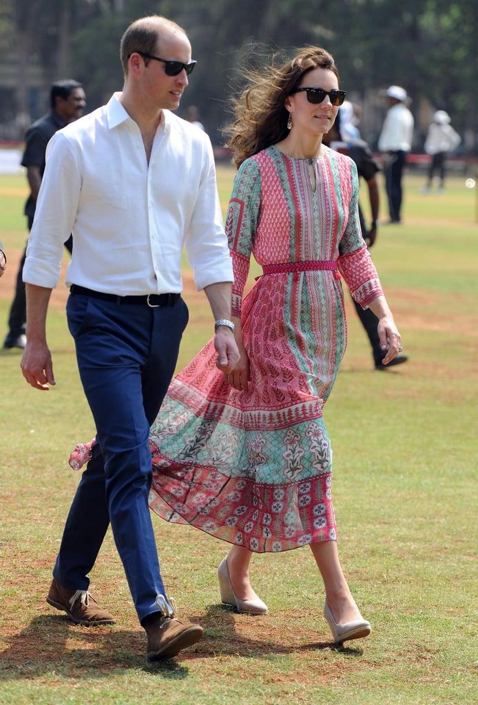 Mumbai in 2016, Anita Dongre | Kate Middleton's Royal Tour Outfits