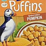 Gluten-Free Pumpkin Cereal