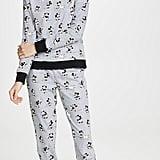 BedHead Pajamas x Disney Vintage Mickey Jogger PJ Set