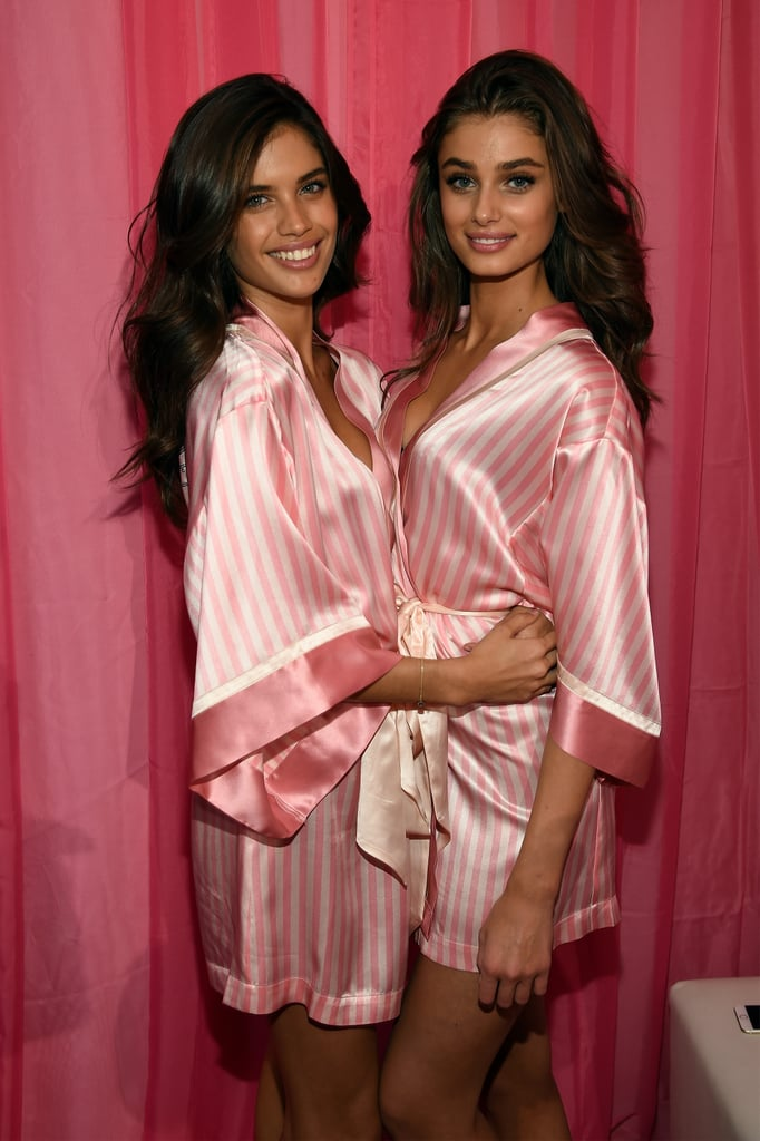 Pictured Sara Sampaio And Taylor Hill Pictures Of The