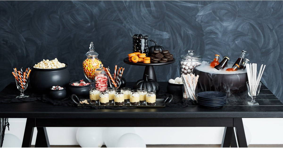 Halloween Candy Table Ideas.Halloween Party Ideas Popsugar Smart Living