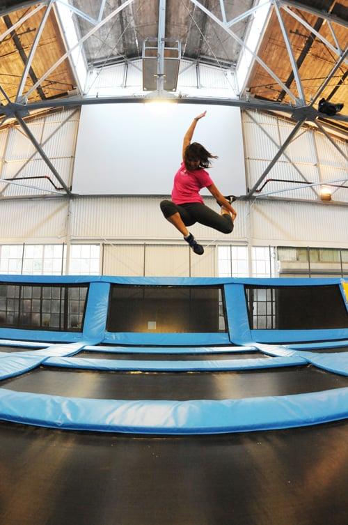 Photos of Trampoline Gym