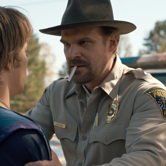 David Harbour Movies and TV