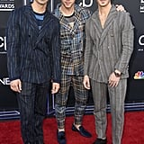The Jonas Brothers at the Billboard Music Awards