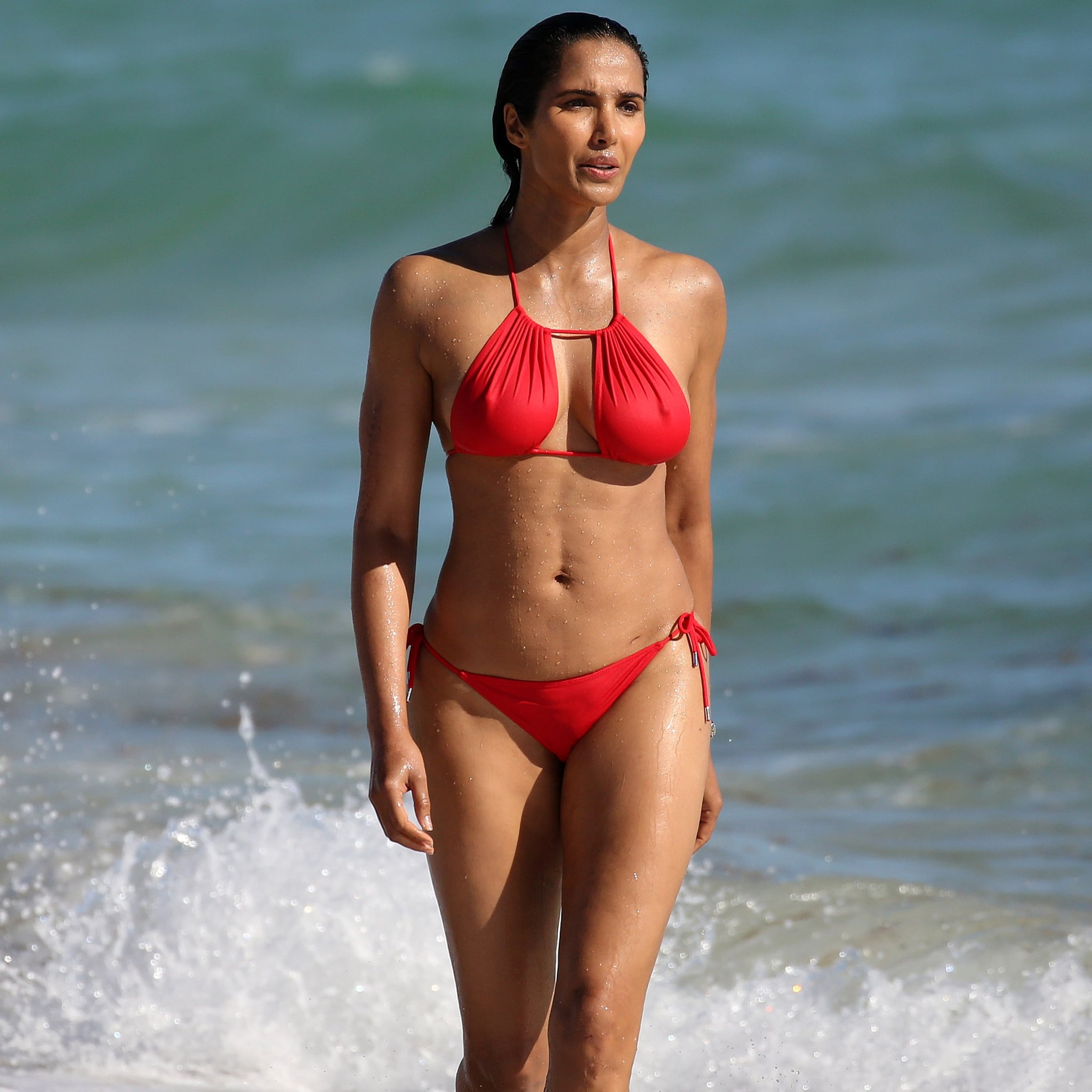 Padma Lakshmi Bikini Nude Photos 64