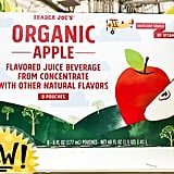 Organic Apple Juice ($3)
