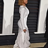 Beyonce at the Vanity Fair Oscars Party 2015 | Pictures