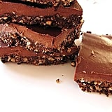 Dessert: Raw Fudge Brownies
