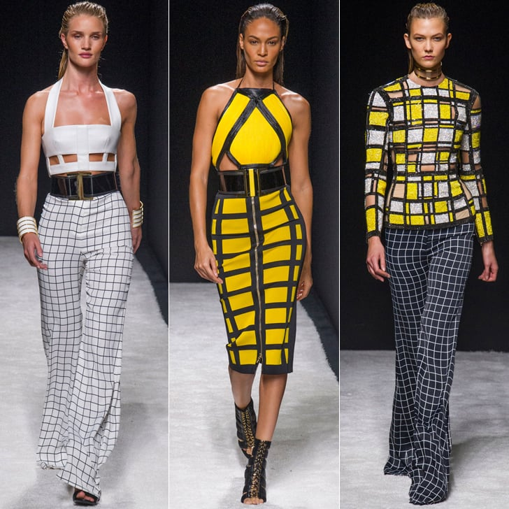 Balmain Spring 2015 Show | Paris Fashion Week