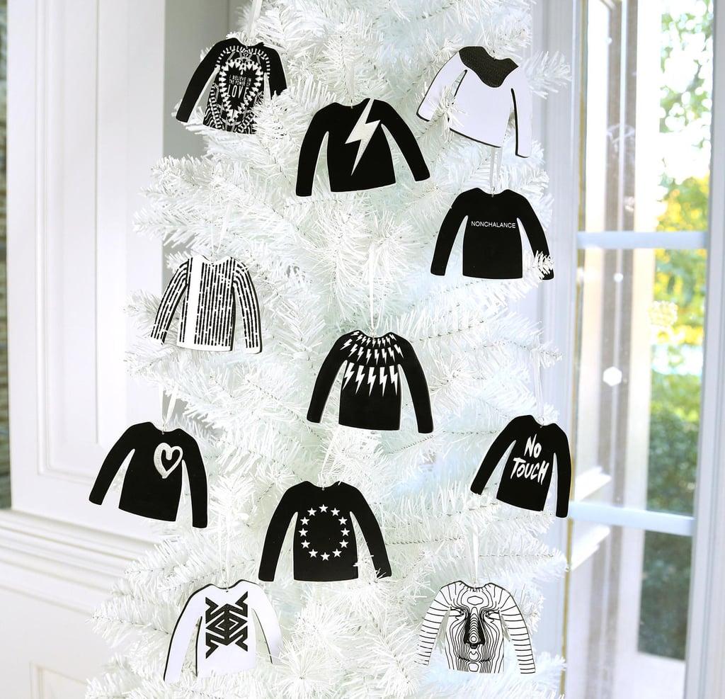 Shop Schitt's Creek David Rose Sweater Ornaments on Etsy
