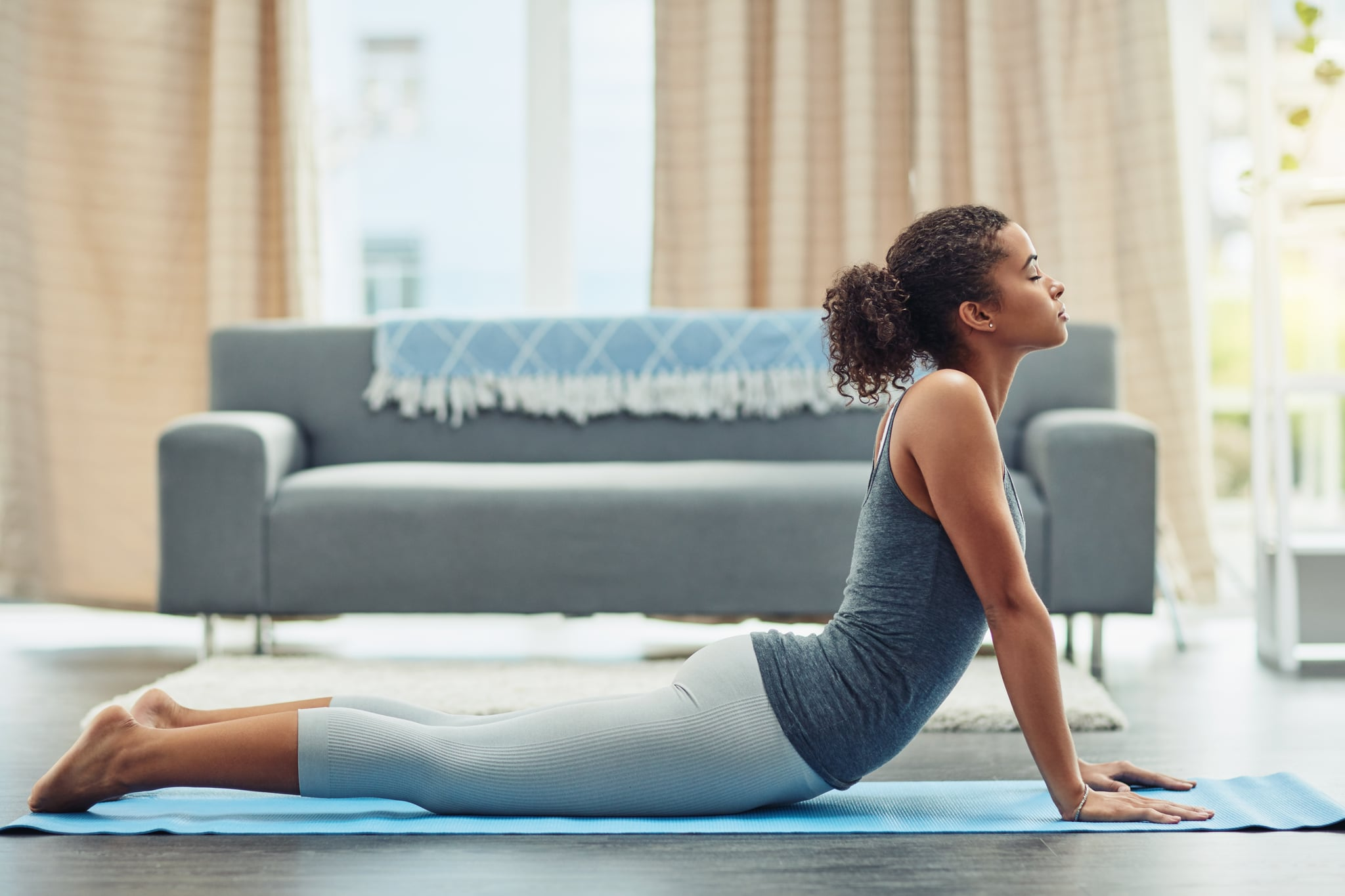 Yoga Poses To Reduce Head To Toe Body Tension Popsugar Fitness