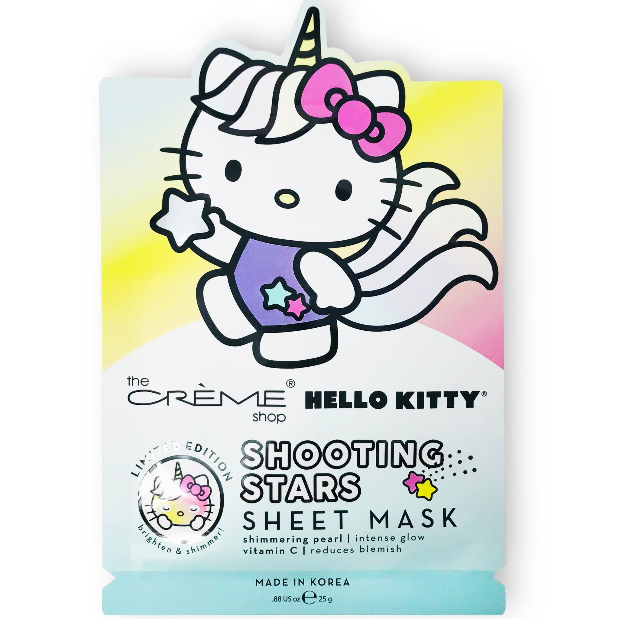 Gudetama The Creme Shop x Hello Kitty Plushie Sleep Mask