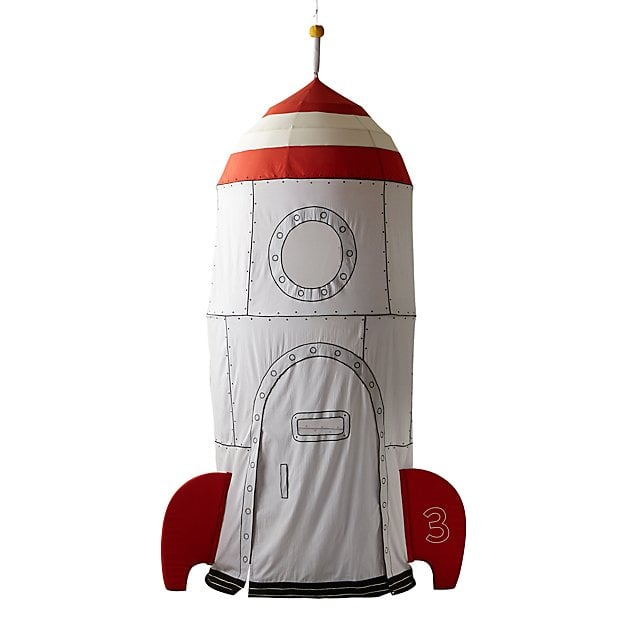 For 3-Year-Olds: Rocket Ship Canopy