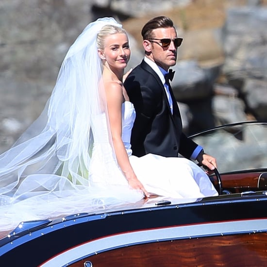 Julianne Hough and Brooks Laich Wedding Facts