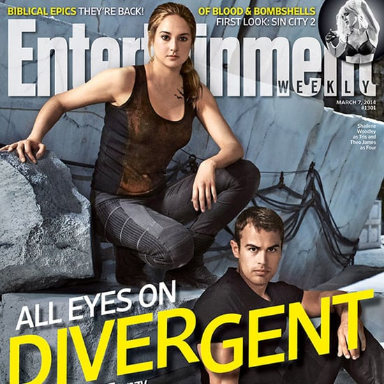 Divergent Entertainment Weekly Cover 2014