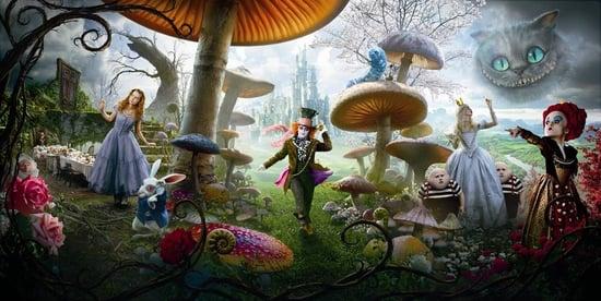 'Alice in Wonderland' Stills