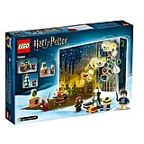 The Back of the Lego Harry Potter Advent Calendar Box