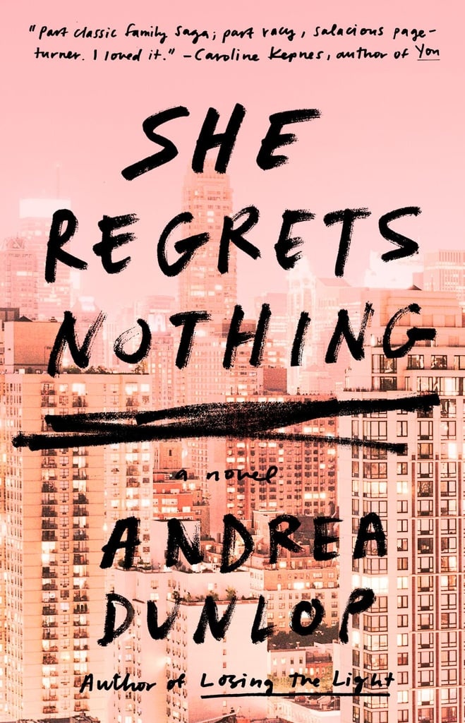 Cancer — She Regrets Nothing by Andrea Dunlop