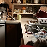Keep the Kitchen Clean