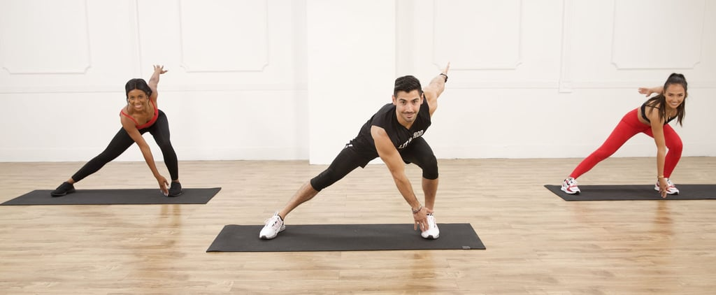 Live Workouts on POPSUGAR Fitness's Instagram, Week of 14/12