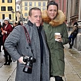 Scott Schuman and Garance Doré