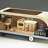 Miniature Travel Trailer ($20)