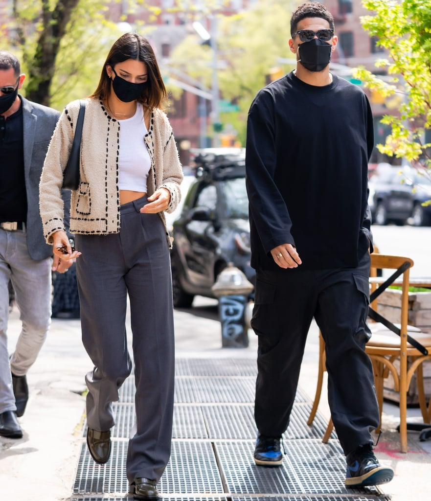 Kendall Jenner and Devin Booker's Best Street Style Moments