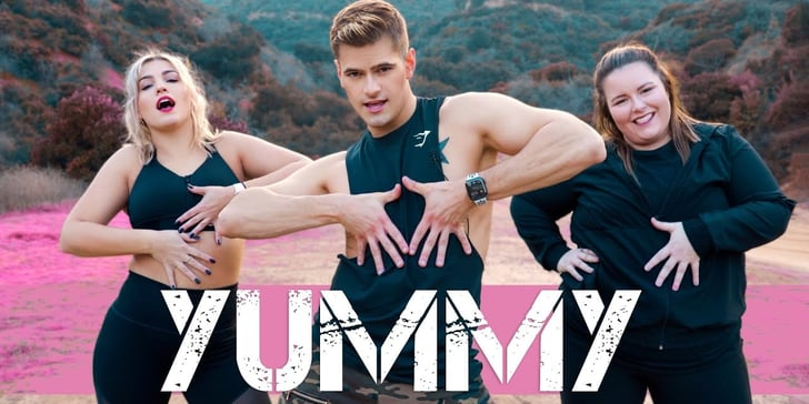 """Bored With Your Cardio? Press Play on This """"Yummy"""" Dance Workout From Fitness Marshall"""