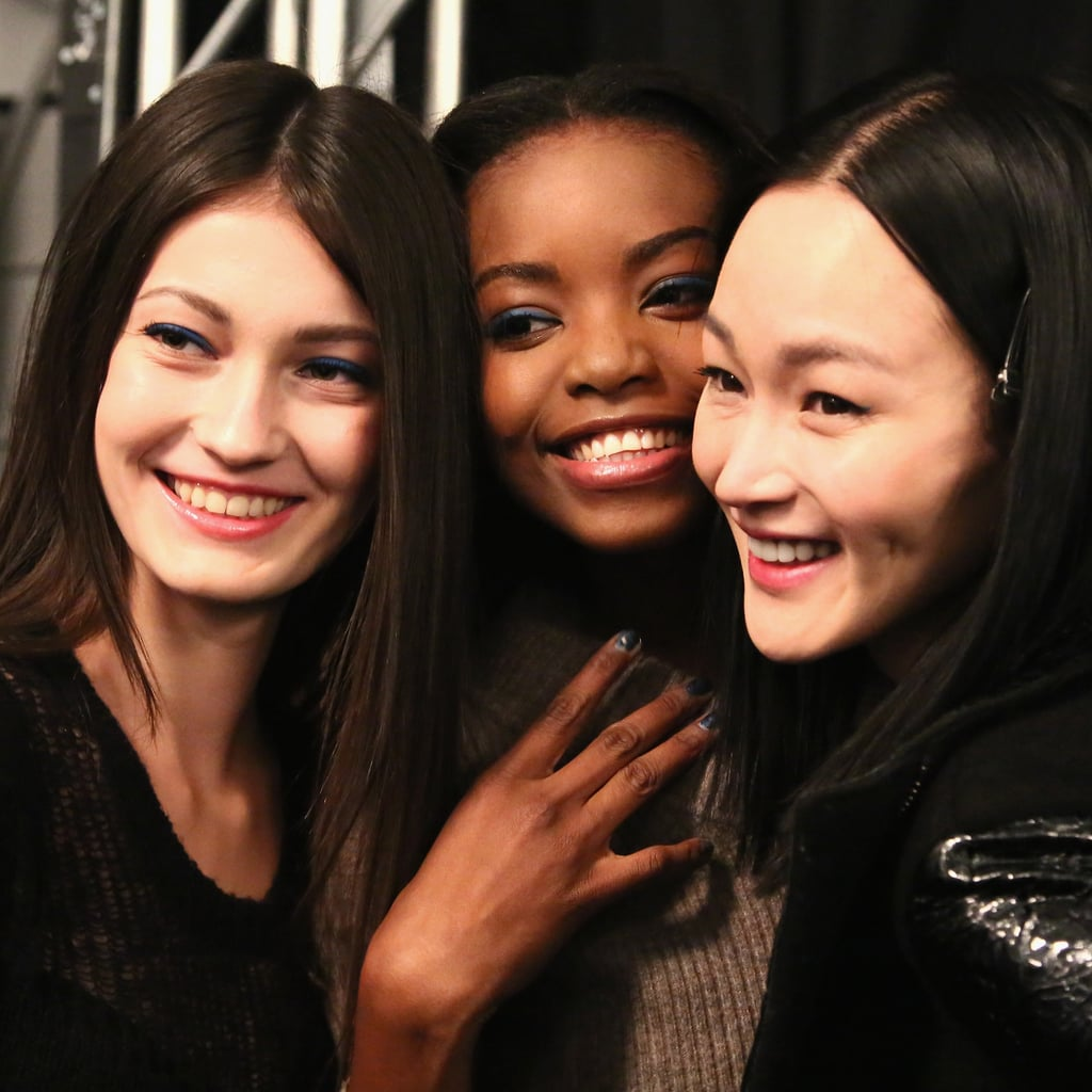 Pictures of Rebecca Minkoff Beauty 2013 Fall NYFW