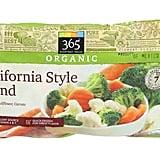 Organic Frozen California-Style Veggies