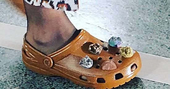 Christopher Kane Made Fashion Crocs a Reality Today