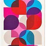 Poppin Purple Kaleidoscope iPhone 5/5S Case