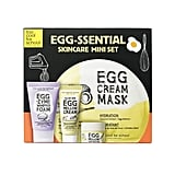 Too Cool For School Egg-ssential Skincare Mini Set