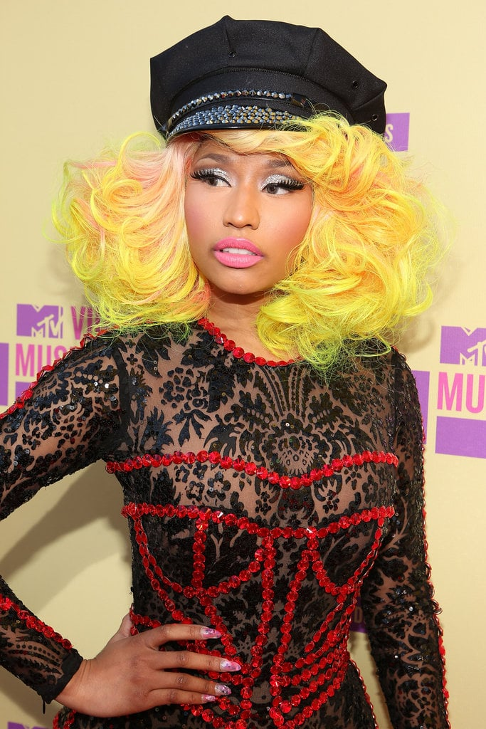 Nicki Minaj's Mane Is More Magical Than a Unicorn's