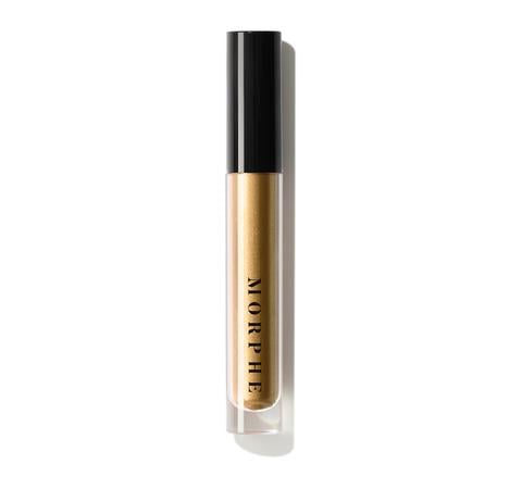 Morphe Daring Metallic Liquid Lipstick in Goldie