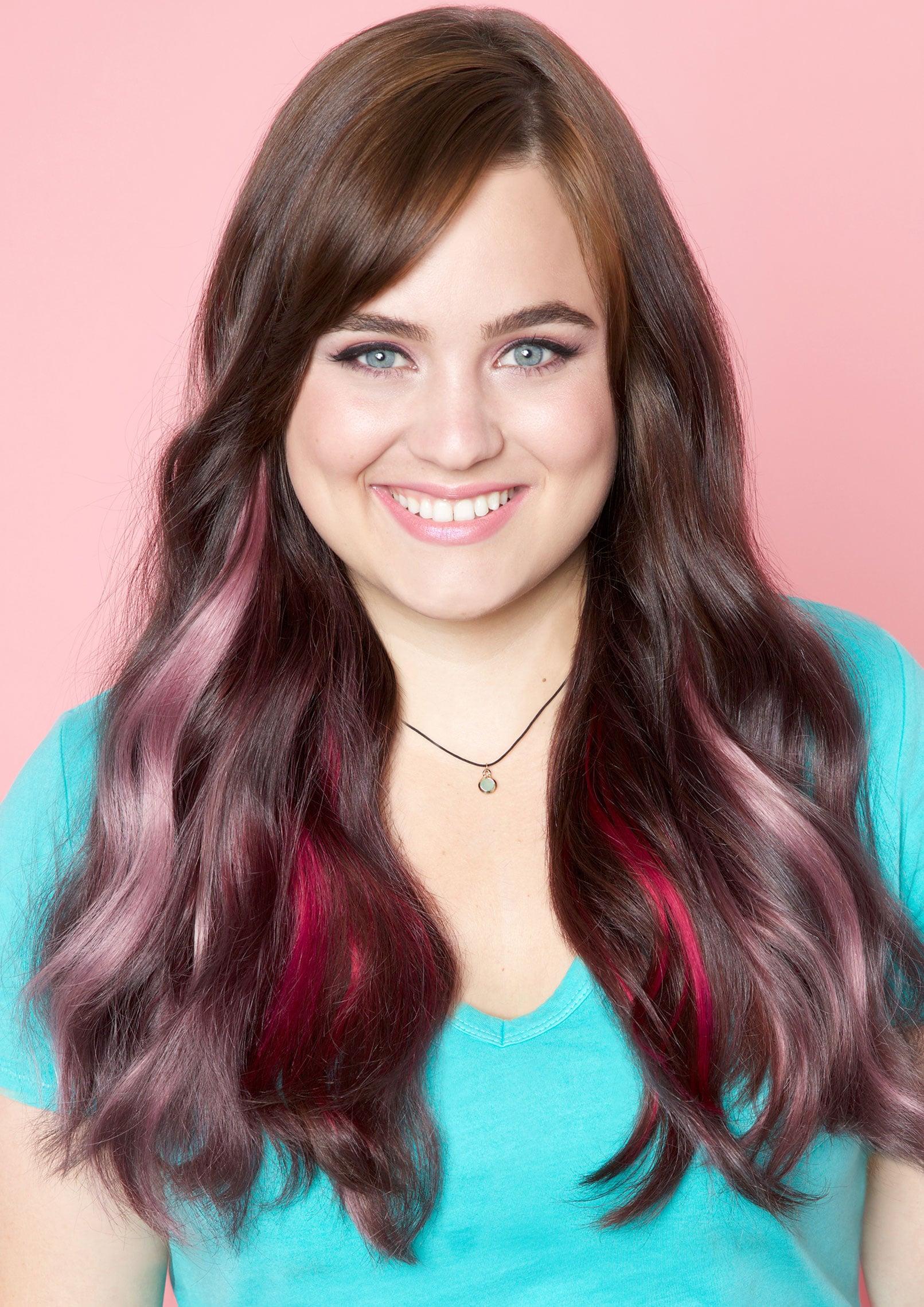 Jewel Toned Hair Diy Popsugar Beauty