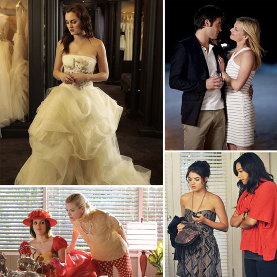 The Latest Fashion Stars of Winter TV — Revenge, Pretty Little Liars, Hart of Dixie, and More