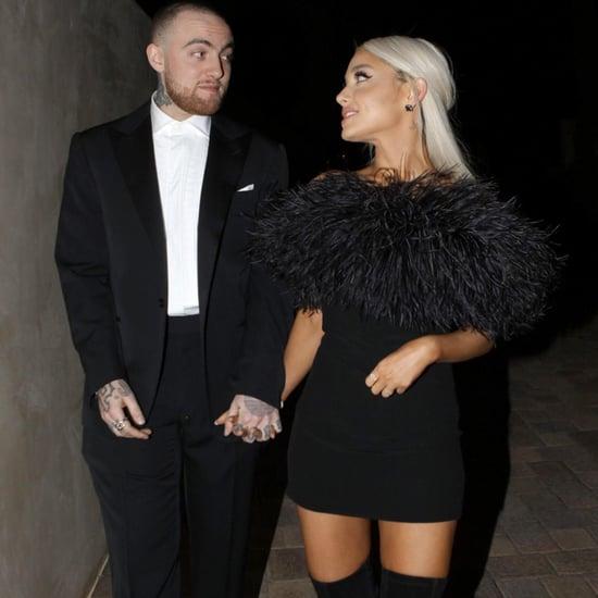 Ariana Grande and Mac Miller Break Up May 2018