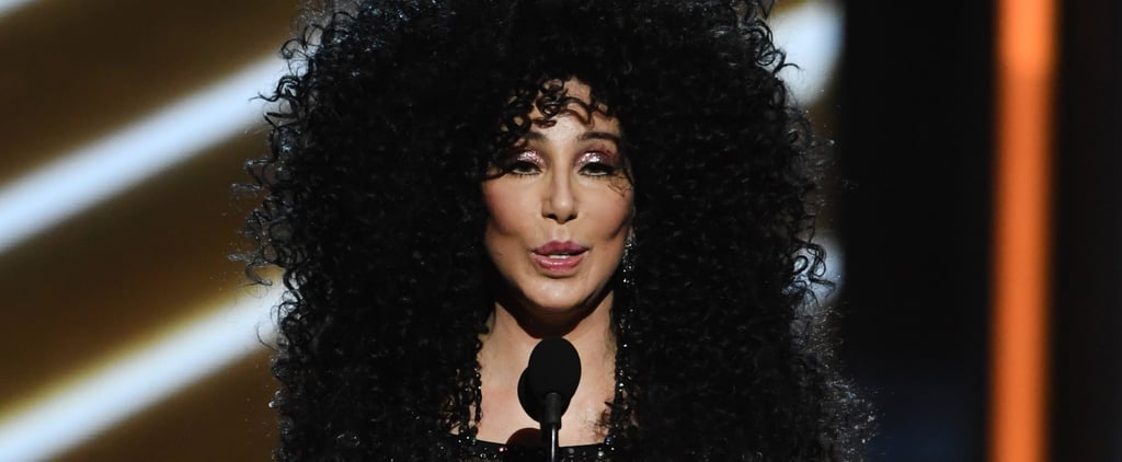 """Cher Reminds Us Mere Mortals That at 71 She Can Still Do """"a 5-Minute Plank"""""""