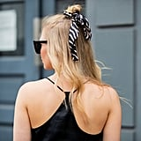 Autumn Hair Trend: Bows