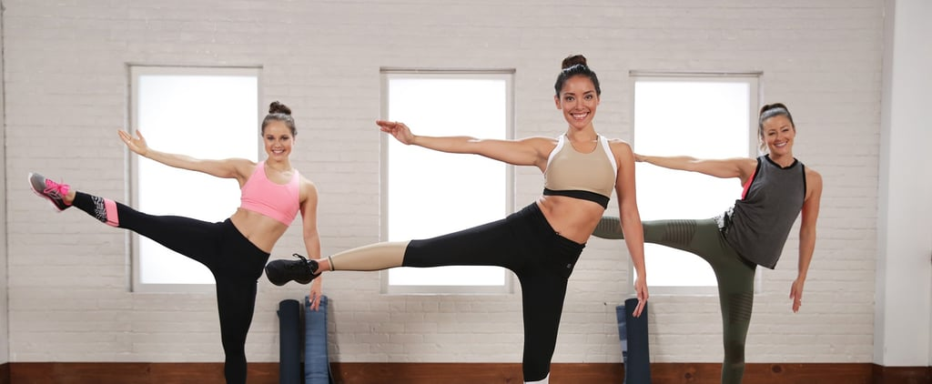 The Boxing and Toning Workout Victoria's Secret Models Love
